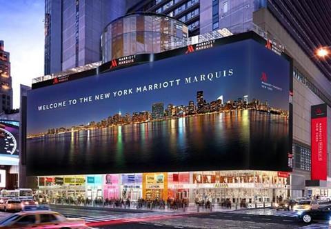 Marriott Marquis New York stedentrip met TUI