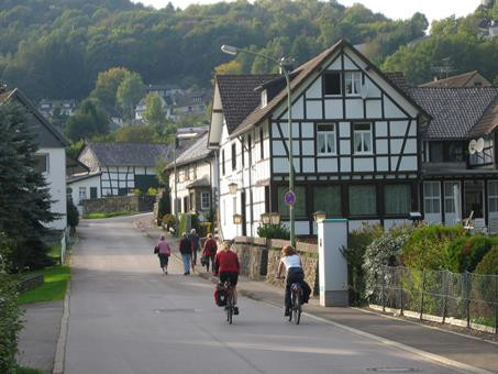 8-daagse fietsreis Drielanden