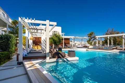 Semeli Boutique Griekenland Cycladen Mykonos-stad sfeerfoto 1