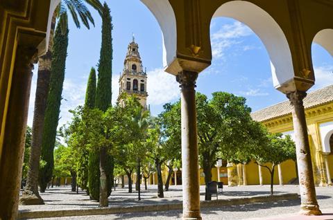 8-daagse rondreis Koningssteden van Andalusië