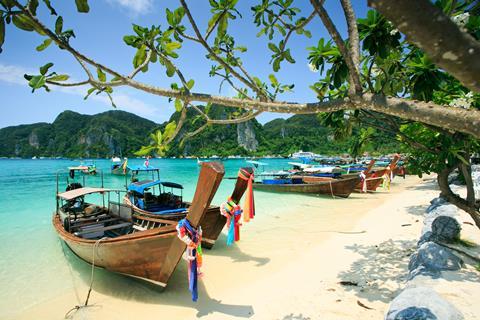 17-daagse Eilandhoppen Paradijselijk Thailand
