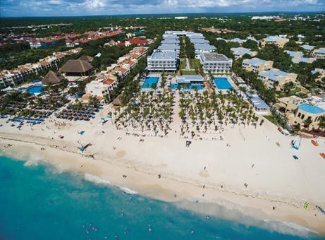 RIU Playacar Mexico Yucatan Playa del Carmen sfeerfoto 4