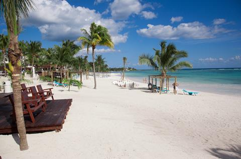 Akumal Bay Beach & Wellness Resort Mexico Yucatan Rivièra Maya sfeerfoto 1