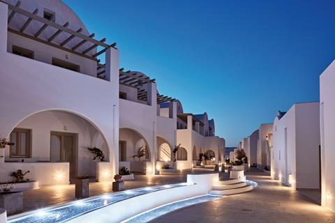 Costa Grand Resort & Spa Griekenland Cycladen Kamari sfeerfoto 4