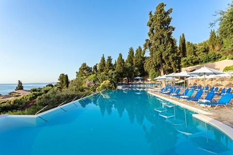 All inclusive vakantie Aeolos Beach Resort in Perama (Corfu, Griekenland)