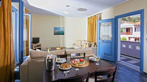 Sirena Residence & Spa Griekenland Samos Kambos sfeerfoto 3