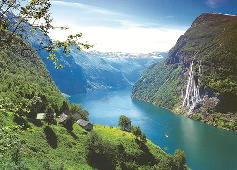 11 daagse busreis Hoogtepunten van Noorwegen