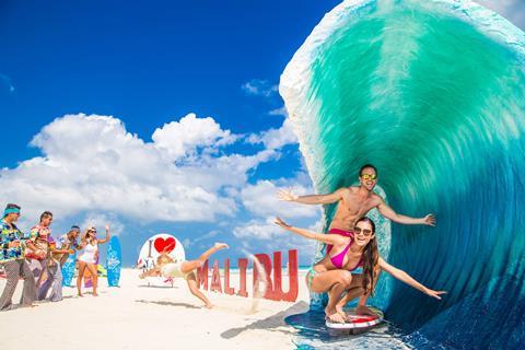 Sandos Playacar Mexico Yucatan Playa del Carmen sfeerfoto 4