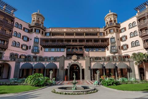 Santa Catalina, a Royal Hideaway hotel Spanje Canarische Eilanden Las Palmas de Gran Canaria sfeerfoto 3