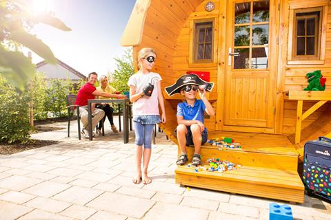 TOP DEAL autovakantie Jutland 🚗️ LEGOLAND® Holiday Village