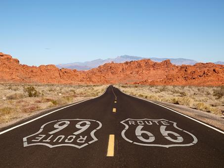 17-daagse rondreis Route 66