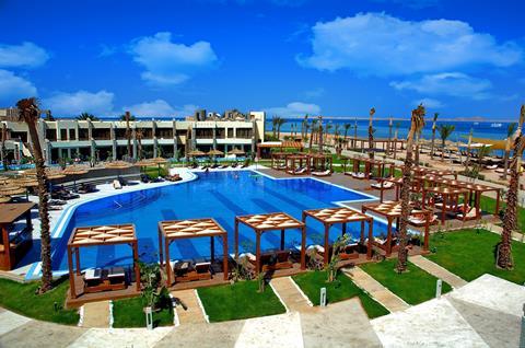 Coral Sea Imperial Sharm Egypte Sharm el Sheikh Sharks Bay sfeerfoto 2