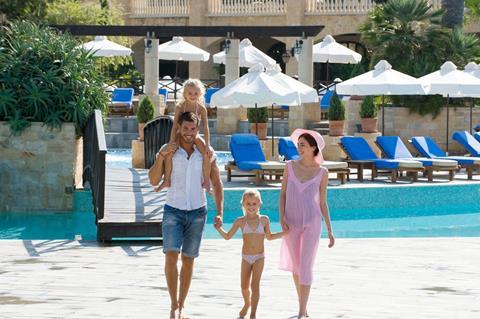 Goedkope familievakantie West Cyprus - Elysium