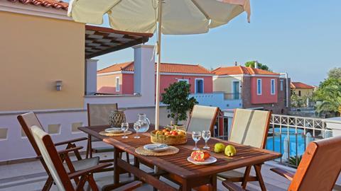 Sirena Residence & Spa Griekenland Samos Kambos sfeerfoto 2