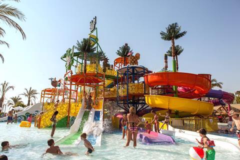 Long Beach Resort & Spa Turkije Turkse Rivièra Alanya sfeerfoto 4