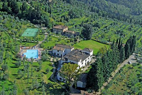 Villa Grassina Italië Toscane Pelago sfeerfoto 2