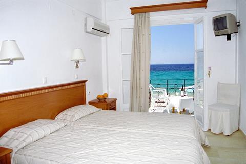 Olympia Beach Griekenland Samos Kokkari sfeerfoto 2