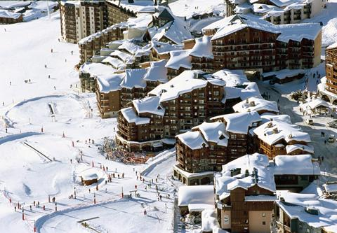 Appartement Val Thorens - Le Cheval Blanc