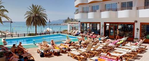 Mar Y Playa I Spanje Balearen Figueretas sfeerfoto 3