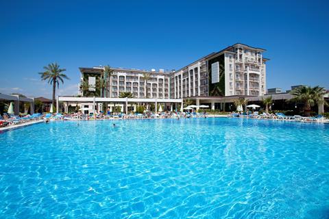 Op Turkije Vakantie bestemming is alles over Turkse Rivièra te vinden: waaronder Side en specifiek Sunis Elita Beach (Sunis-Elita-Beach519675)