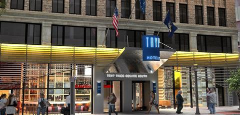 TRYP by Wyndham Times Square South stedentrip met TUI