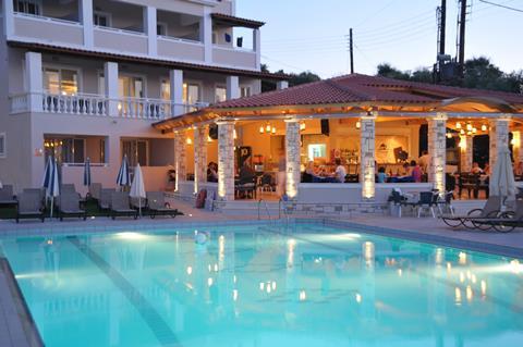Windmill Hotel Griekenland Zakynthos Argassi sfeerfoto 4