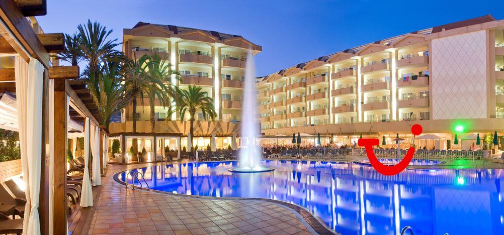 Hotel Florida Park In Santa Susanna