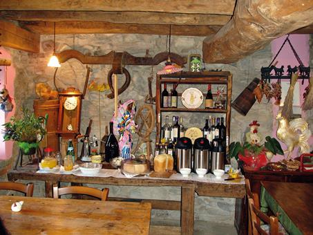 Agriturismo Al Marnich Italië Comomeer Schignano sfeerfoto 3