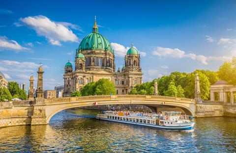4-daagse Stedentrip naar 4 daagse busreis Voordeelreis Bruisend Berlijn in