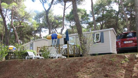 Last minute vakantie Istrië 🚗️Lanterna Premium Camping Resort Happy Camp