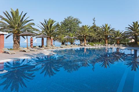 Alexandra Beach Griekenland Thassos Potos sfeerfoto 3