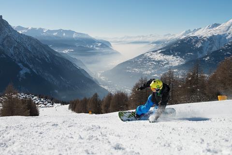 Top wintersport Dolomieten ⛷️Gourmet Parc Hotel