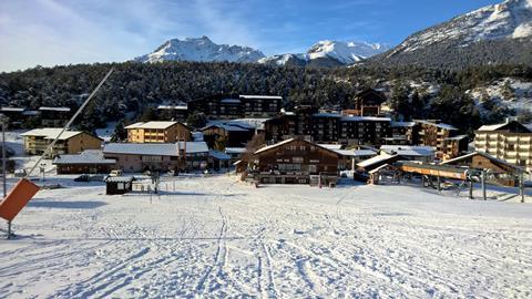 Wintersport La Norma in La Norma (Franse Alpen, Frankrijk)