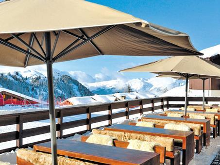 Goedkoop op wintersport Franse Alpen ⛷️Belle Plagne 2100