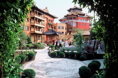 Phantasialand Ling Bao