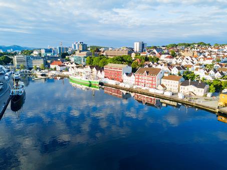 9 daagse cruise Beleef Noorwegen