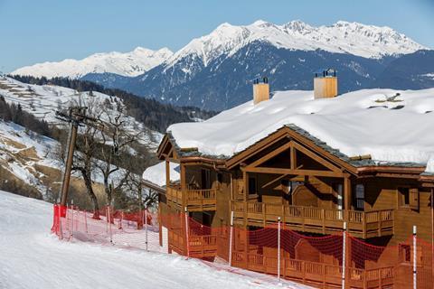 Wintersport La Grange aux Fees in Valmorel (Franse Alpen, Frankrijk)