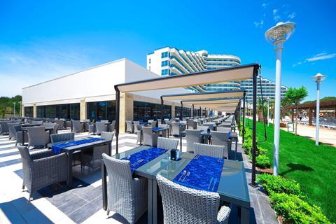 Venosa Beach Resort Turkije Egeïsche Kust Didim sfeerfoto 2
