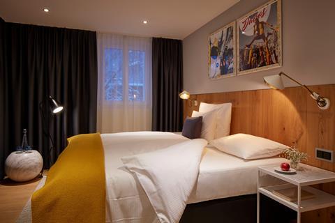 TIP skivakantie Graubünden ⛷️Hard Rock Hotel Davos