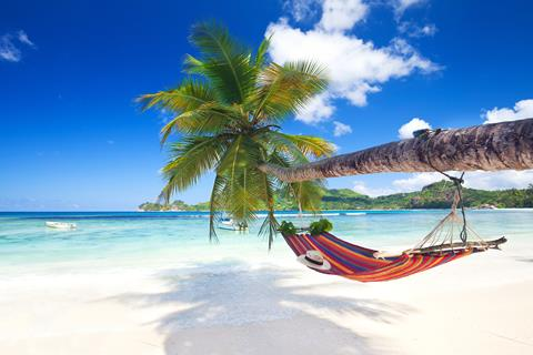 Startpakket Seychellen