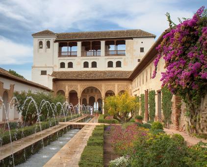 11-daagse rondreis Karakteristiek Andalusië