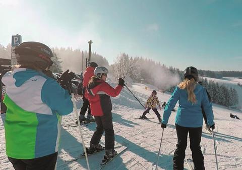 Goedkope skivakantie Nordrhein Westfalen ⛷️Der Schöne Asten Resort Winterberg