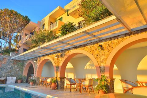 Aphea Village Griekenland Kreta Kolimbari sfeerfoto 4