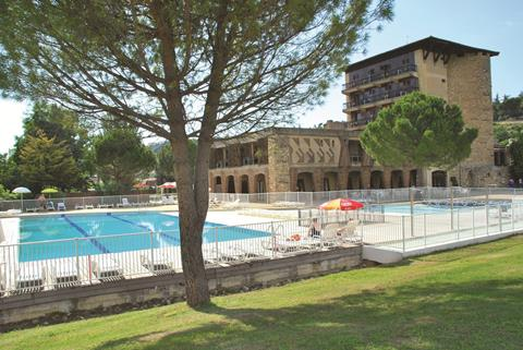 Autovakantie Castel Luberon in Apt (Provence, Frankrijk)