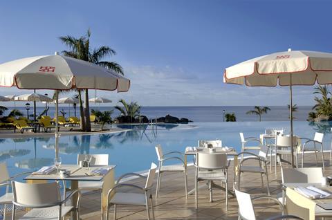 Adrián Hoteles Roca Nivaria Spanje Canarische Eilanden Playa Paraiso sfeerfoto 3
