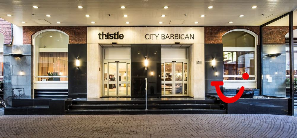 Thistle City Barbican Hotel Londen Verenigd