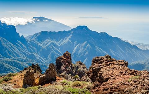 8-daagse rondreis Slapende Vulkanen
