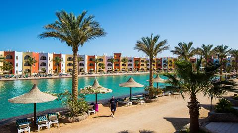 All inclusive zonvakantie Hurghada - Arabia Azur Beach