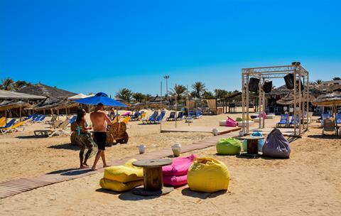 Sidi Mansour Resort Tunesië Djerba Midoun sfeerfoto 4