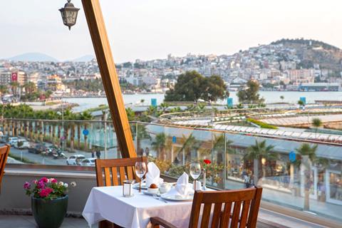 Paloma Marina Suites Turkije Noord-Egeïsche Kust Kusadasi sfeerfoto 4